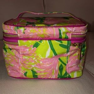 Lilly Pulitzer for Target Bags - LILLY PULITZER makeup train case